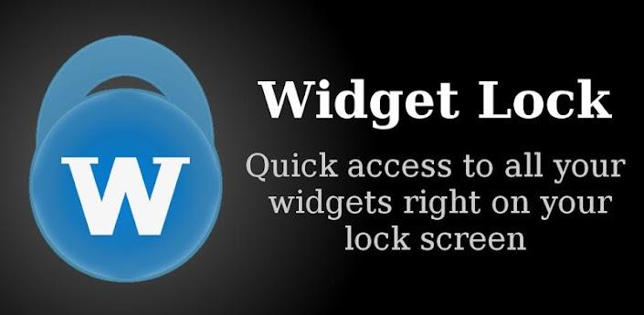 Widget Lock
