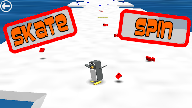 Hungry Penguin apk screenshot