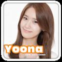 Love Yoona (SNSD) logo