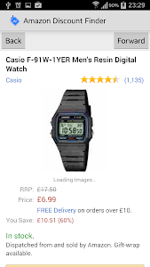 Amazon UK Discount Finder screenshot 2