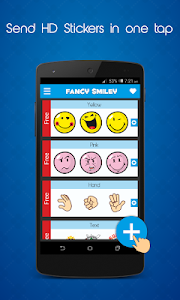 Fancy Smiley Pack screenshot 0