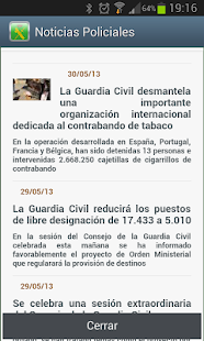 TestManager + Guardia Civil - screenshot thumbnail