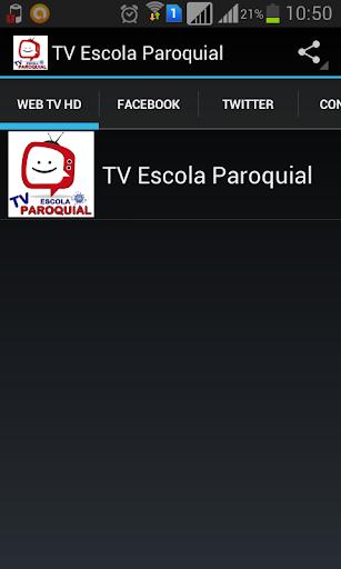Tv Escola Paroquial