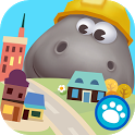 Hoopa City - Free Edition icon
