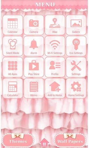 Cute Theme-Sparkly Frills- 2.0.0 Windows u7528 3