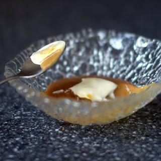 Caramel Pudding.