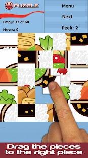 Emoji Slide Puzzle - náhled