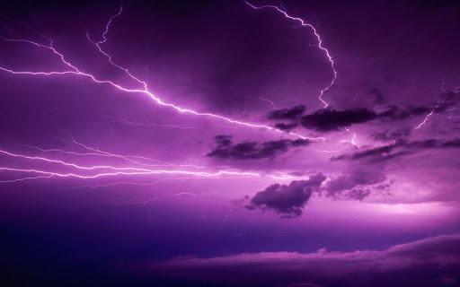 雷霆和閃電