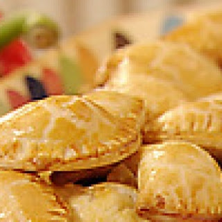 Deep-fried Savoury Chicken Pies