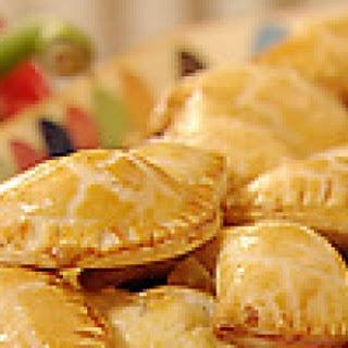 Deep-fried Savoury Chicken Pies