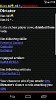 Screenshot of Choose to Survive RPG