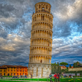 Pisa by Mihail Marzyanov - Buildings & Architecture Public & Historical