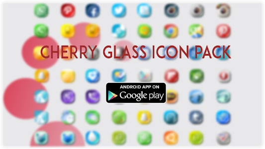 Cherry G PRO - Icon Pack v1.0.0