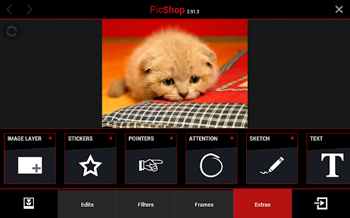 PicShop - Photo Editor Screenshot 29