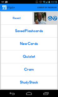 FlipIt Flashcards - screenshot thumbnail