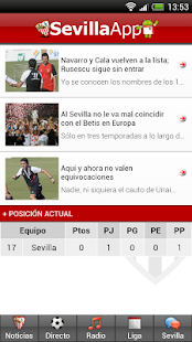 Sevilla App - screenshot thumbnail