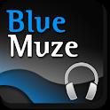 BlueMuze logo