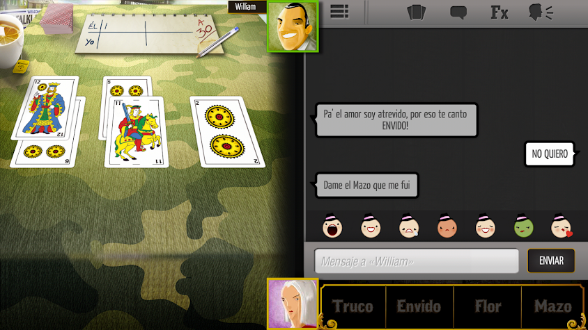 Truco Blyts Screenshot