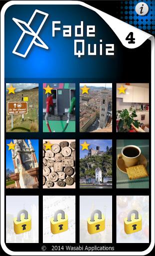 X Fade Quiz 4 1.0.4 Windows u7528 1