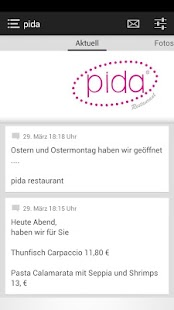 pida restaurant - screenshot thumbnail