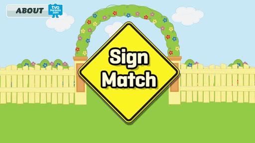 TVOKids Sign Match
