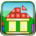 Wood Blocks (Puzzle) for Kids icon