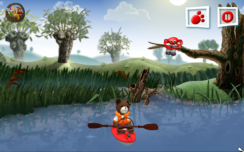 Teddy Floppy Ear: Kayaking- screenshot thumbnail