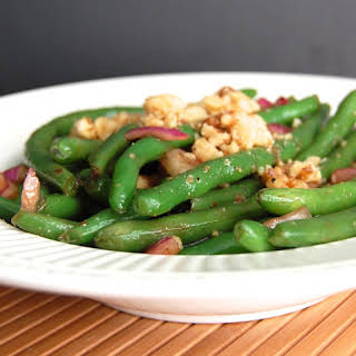 Balsamic Green Bean Salad.