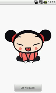 Pucca Live Wall Paper - screenshot thumbnail