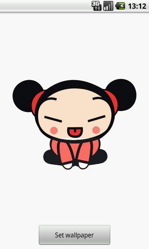 Pucca Live Wall Paper - screenshot