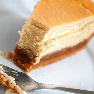Pecan Pie Cheesecake.