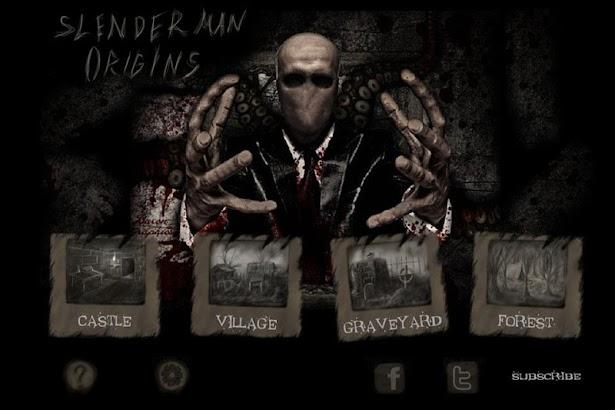 Slender Man Origins 1 Lost Kids. Best horror game. screenshot