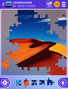 100 PICS Puzzles - FREE Jigsaw Screenshot 17