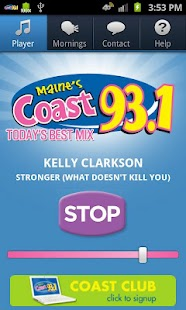 Coast 93.1 - screenshot thumbnail