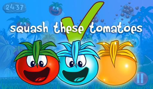 小西红柿,西红柿时代