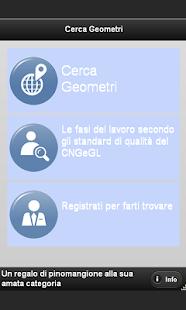 Cerca Geometri - náhled