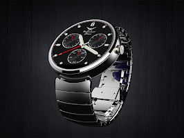 Screenshot of A34 WatchFace for Moto 360
