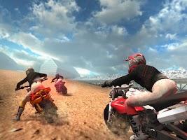 Screenshot of Daredevil Stunt Rider 3D