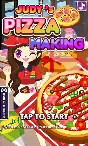 Judy's Pizza Making - Cook