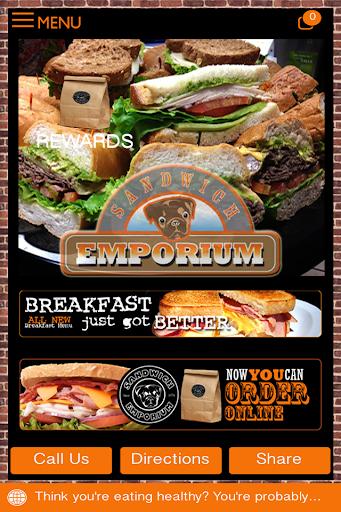 Sandwich Emporium