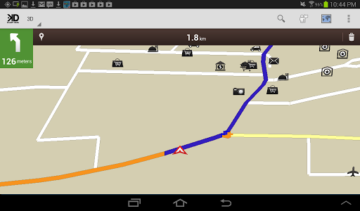Egypt GPS Map