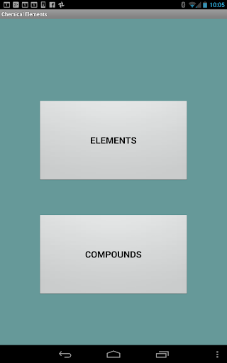 Chemistry Elements Compounds