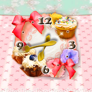 Time for Sweets! clockWidget