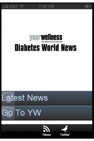 Live Diabetes News