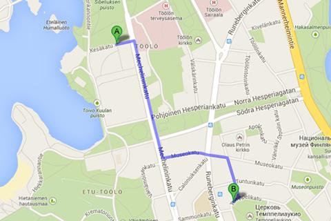 【免費旅遊App】Questown Хельсинки-APP點子