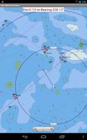 Screenshot of Marine Navigation/Chart-Canada