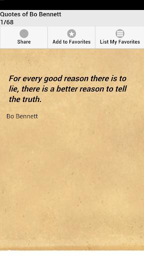 Quotes of Bo Bennett