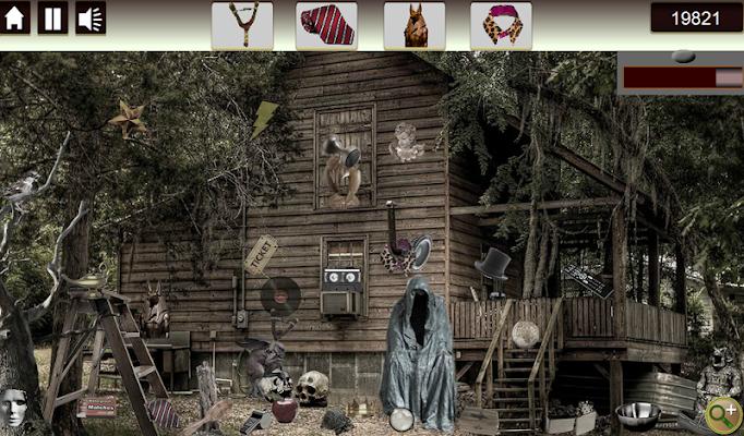 Hidden Object - The Cabin Free - screenshot