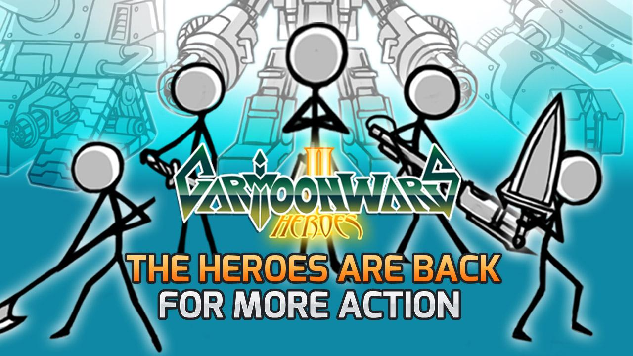 Cartoon Wars 2 - screenshot