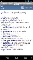 Screenshot of Wirtschaft  Englisch